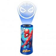 Lampa LED cu proiector Spiderman