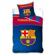 Lenjerie de pat din 2 piese FC Barcelona