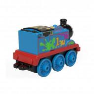 Locomotiva Metalica Thomas pictat Push Along Thomas&Friends Track Master