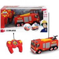 Masina de Pompieri Jupiter cu telecomanda Sam Pompierul
