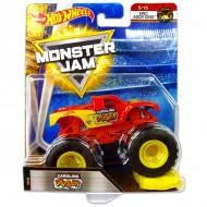 Masinuta Carolina Crusher 1/64 Hot Wheels Monster Jam