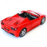 Masinuta Ferrari 458 Spider 1/24 Bburago