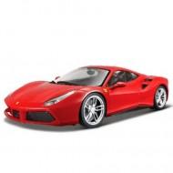 Masinuta Ferrari 488 GTB 1/43 Bburago