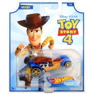Masinuta Hot Wheels 1/64 Woody Toy Story 4