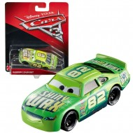 Masinuta metalica Darren Leadfoot  Disney Cars 3