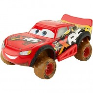 Masinuta metalica Fulger McQueen Mud Racing XRS Disney Cars 3