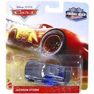 Masinuta metalica Jackson Storm Fireball Beach Racers Disney Cars 3