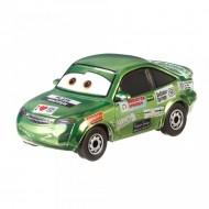 Masinuta metalica Nick Stickers metalizata Disney Cars 3
