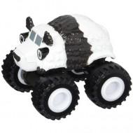 Masinuta Metalica Panda - Blaze and the Monster Machines
