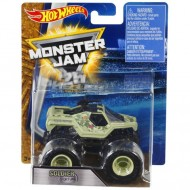 Masinuta Soldier Fortune 1/64 Hot Wheels Monster Jam