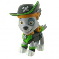 Mini Figurina Rocky pirat Patrula Catelusilor 7 cm