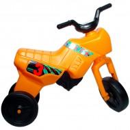 Motocicleta fara pedale Maxi - portocaliu