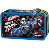 Penar cu 3 compartimente Echipat Hot Wheels