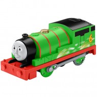 Percy Trenulet Locomotiva Motorizata Speed And Sparkle Track Master