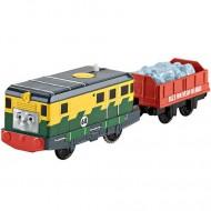 Philip Trenulet Locomotiva Motorizata cu Vagon Thomas&Friends Track Master
