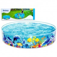 Piscina gonflabila Fill and Fun Bestway 183x38 cm