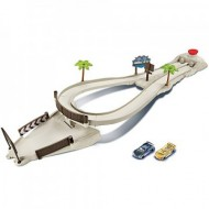 Pista circuit Beach Duel Fireball Beach Racers Cars 3