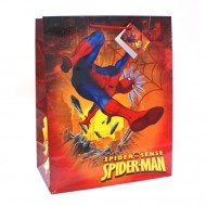 Punga pentru cadou mare Spiderman