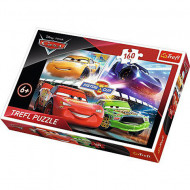 Puzzle Disney Cars 160 piese - Piston Cup
