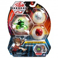 Set Bakugan Start figurina Turtonium