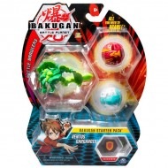 Set Bakugan Start figurina Ventus Garganoid