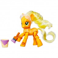 Set de joaca Atelierul de pictura Applejack Friendship is magic My Little Pony