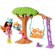 Set de joaca Aventura din parc Felicity Fox& Flick- EnchanTimals