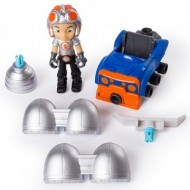 Set de joaca Construibil Flying Kart Rusty Repara Tot - Rusty Rivets Build Me