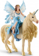 Set de joaca cu figurine Schleich - Eyela si unicornul auriu