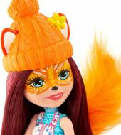Set de joaca Felicity Fox si Sania Fabuloasa Enchantimals
