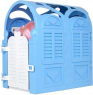 Set de joaca My Little Pony Salon Infrumusetare cu Peachy si pisica Twinkles plus accesorii