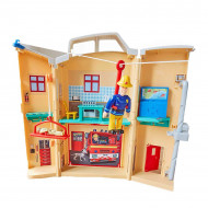 Set de joaca Pompierul Sam - Centrul de salvare