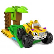 Set De Joaca Stripes Cascadoria Din Jungla Mega Bloks - Blaze and the Monster Machines