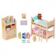Set de mobila Camera copiilor Sylvanian Families