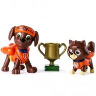 Set Figurine Arte Martiale Zuma si Kitty Patrula Catelusilor