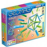 Set Geomag Magnetic Color 35 de piese