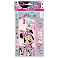 Set papetarie 5 bucati Minnie Mouse Disney Junior