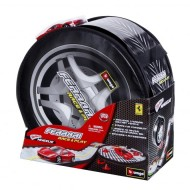 Set Pista Roata Ferrari Race and Play Bburago
