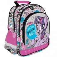 Set Scoala My Little Pony: Ghiozdan, penar si sac de umar
