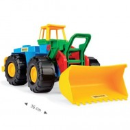 Tractor cu incarcator frontal 36 cm Wader