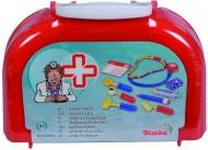 Trusa de doctor in geanta cu accesorii Simba