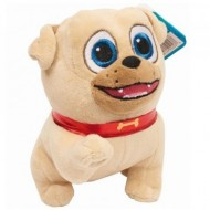 Figurina de plus Rolly 15 cm Puppy Dog Pals - Prietenii Catelusilor Disney Jr.