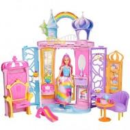 Castel si papusa Barbie Dreamtopia
