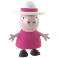 Figurina Peppa Pig bunica porc