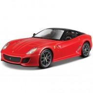 Masinuta Ferrari 599 GTO Rosu 1/24 Bburago