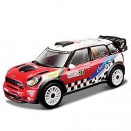 Masinuta Rally Mini WRC (Dani Sordo) 1/32 Bburago