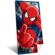 Prosop de plaja Marvel Spiderman 140x70