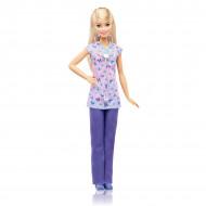 Barbie Cariere - Papusa asistenta medicala