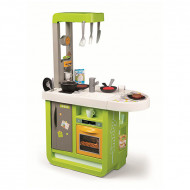 Bucatarie Cherry electronica Smoby Toys, verde