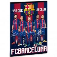 Caiet dictando echipa FC Barcelona A5